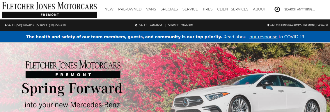 5 Best Mercedes Dealers in San Jose5
