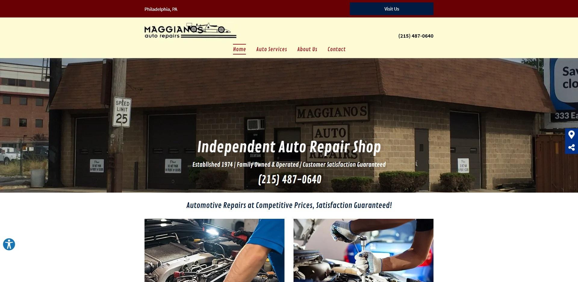 The Best Mechanic Shops in Philadelphia