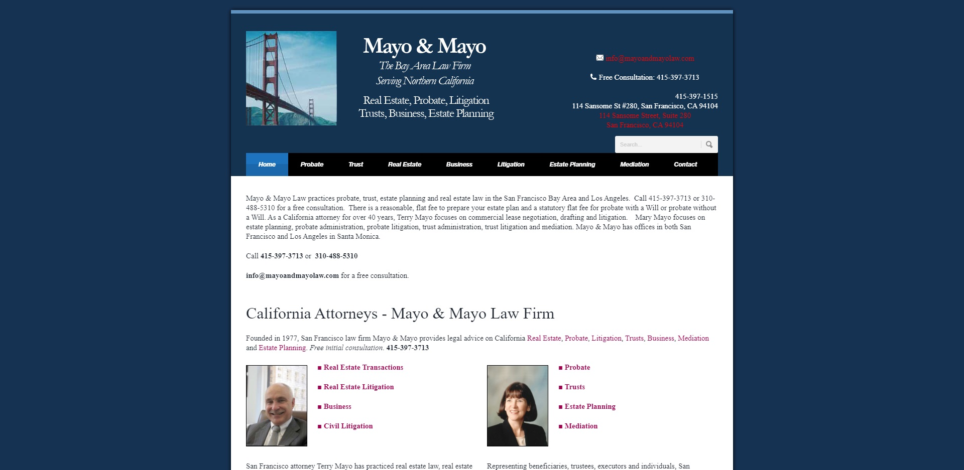 Best Real Estate Attorneys in San Francisco