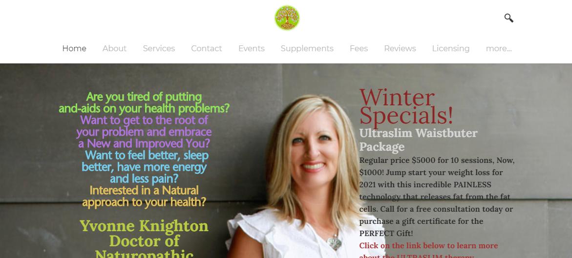 5 Best Naturopathy in San Antonio 1