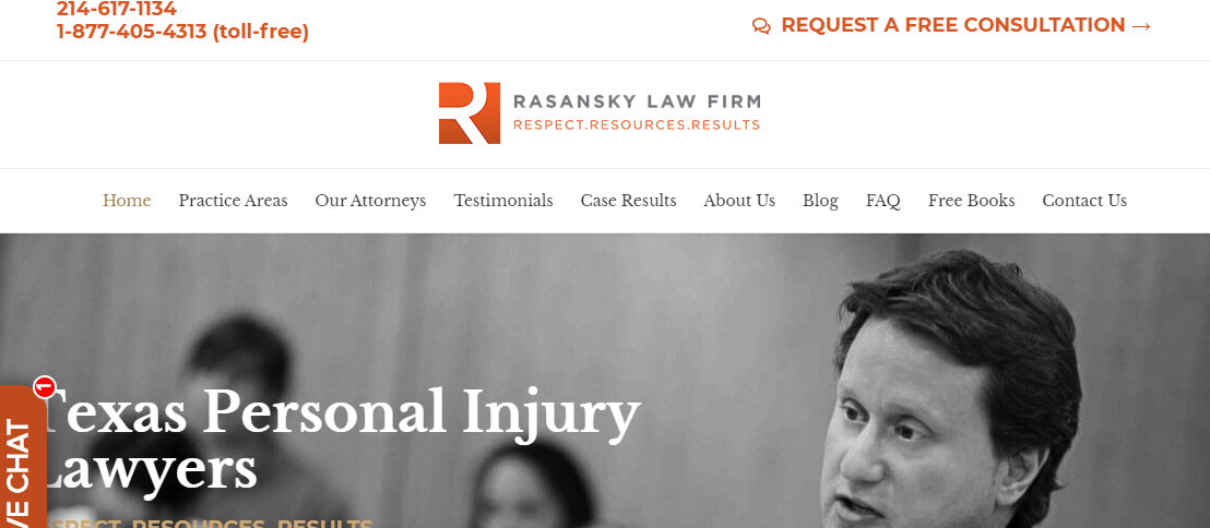 5 Best Personal Injury Attorneys in Dallas2