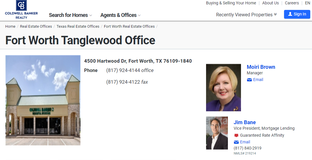 5 Best Real Estate Agents in Fort Worth3