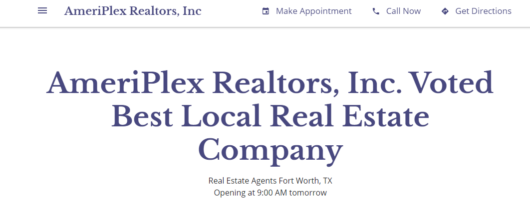 5 Best Real Estate Agents in Fort Worth4