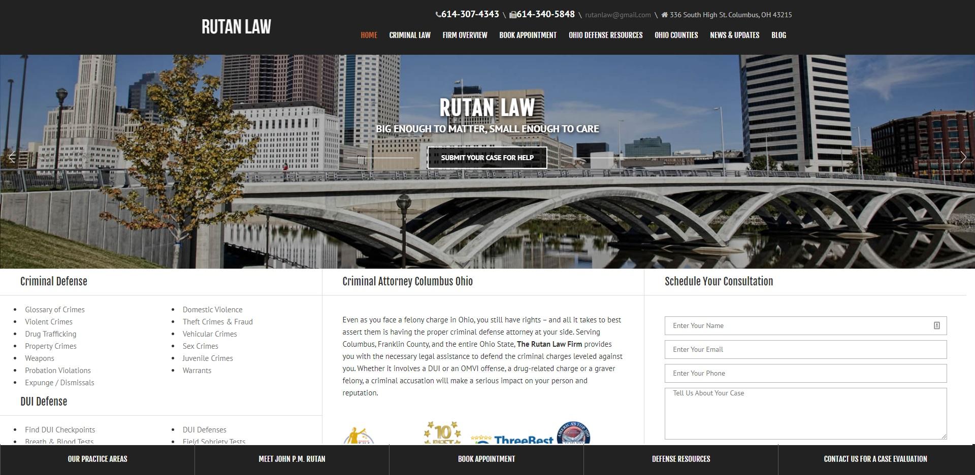 5 Best Criminal Attorneys in Columbus