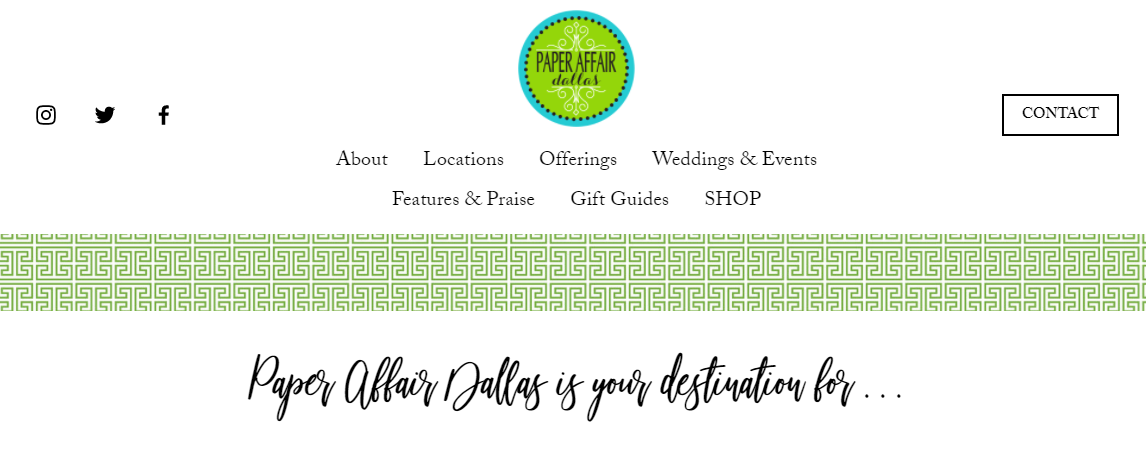 5 Best Stationery in Dallas 1