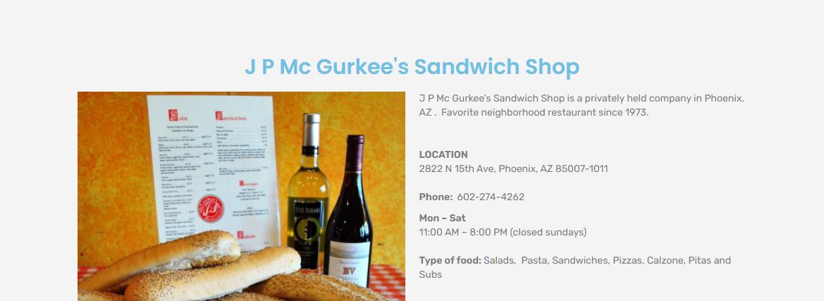 5 Best Sandwich Shops in Phoenix 1