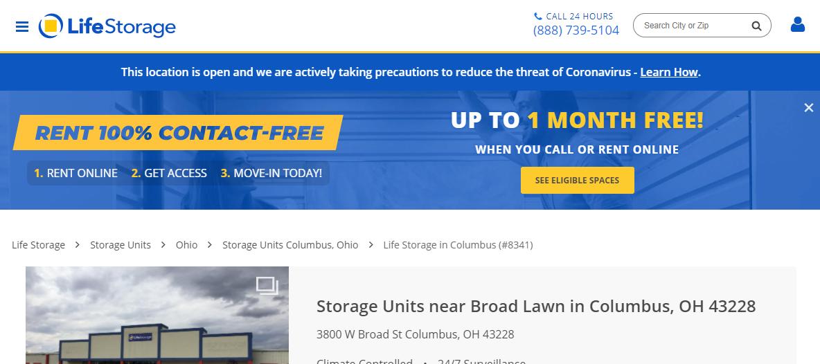 5 Best Storage in Columbus 2