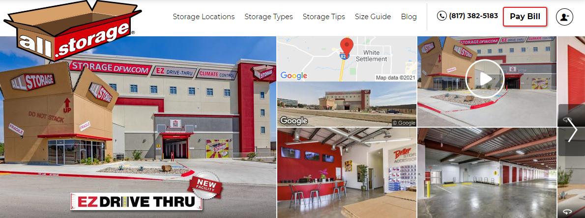 5 Best Storage in Fort Worth4