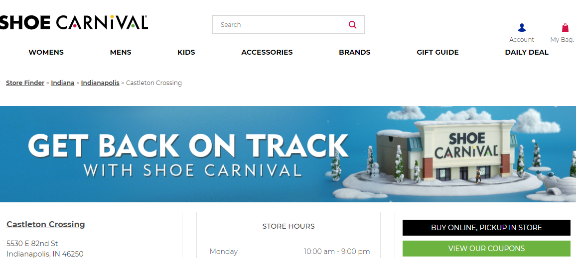 5 Best Shoe Stores in Indianapolis 5
