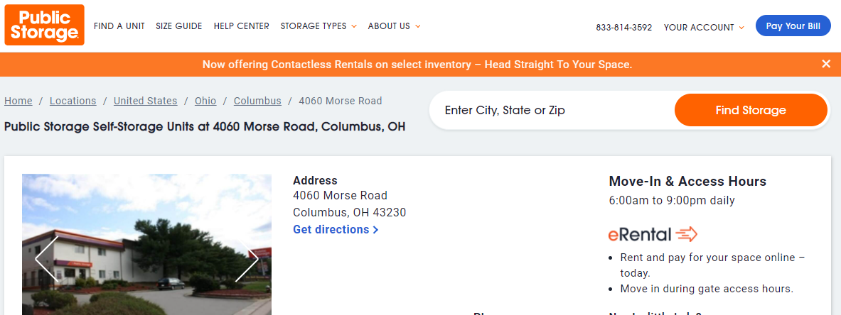 5 Best Storage in Columbus 5