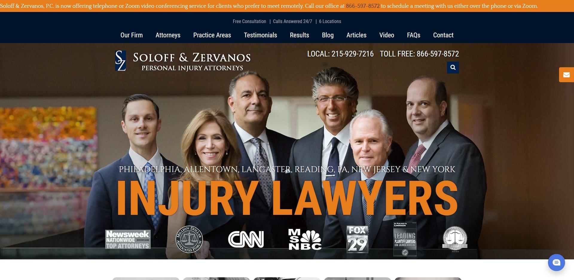 Philadelphia's Best Medical Malpractice Attorneys