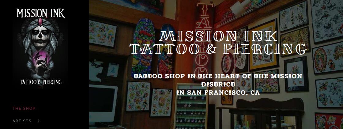 5 Best Tattoo Artists in San Francisco3