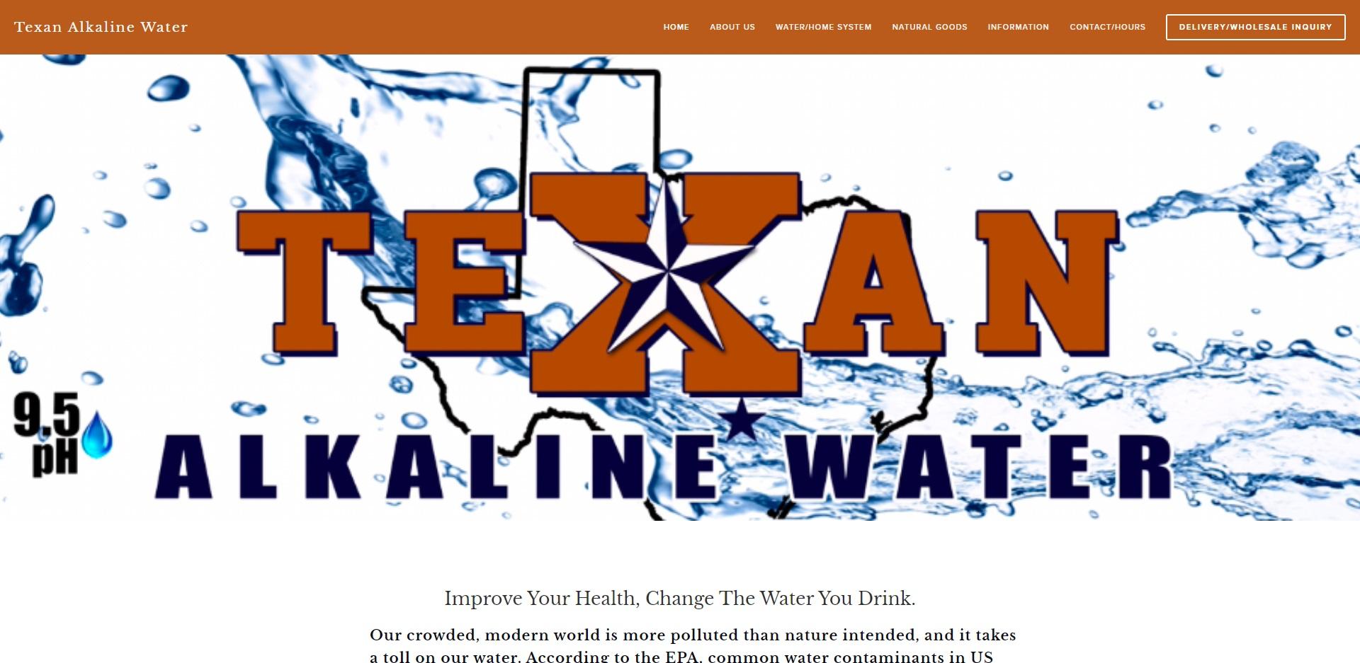 The Best Water in San Antonio