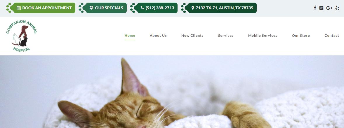 5 Best Veterinarians in Austin1