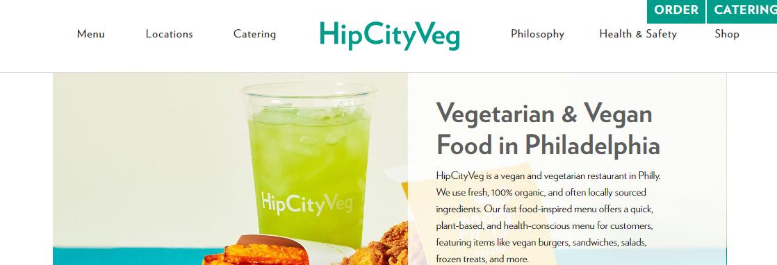 5 Best Vegan Restaurants in Philadelphia1