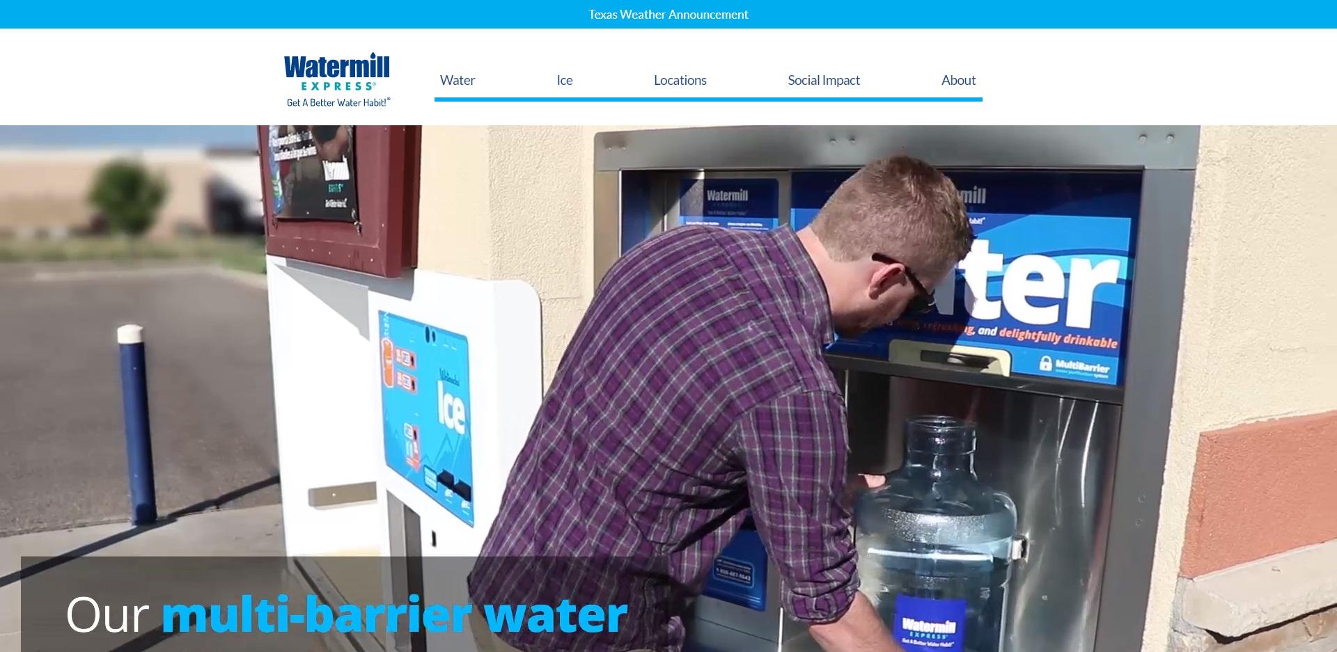 San Antonio's Best Water