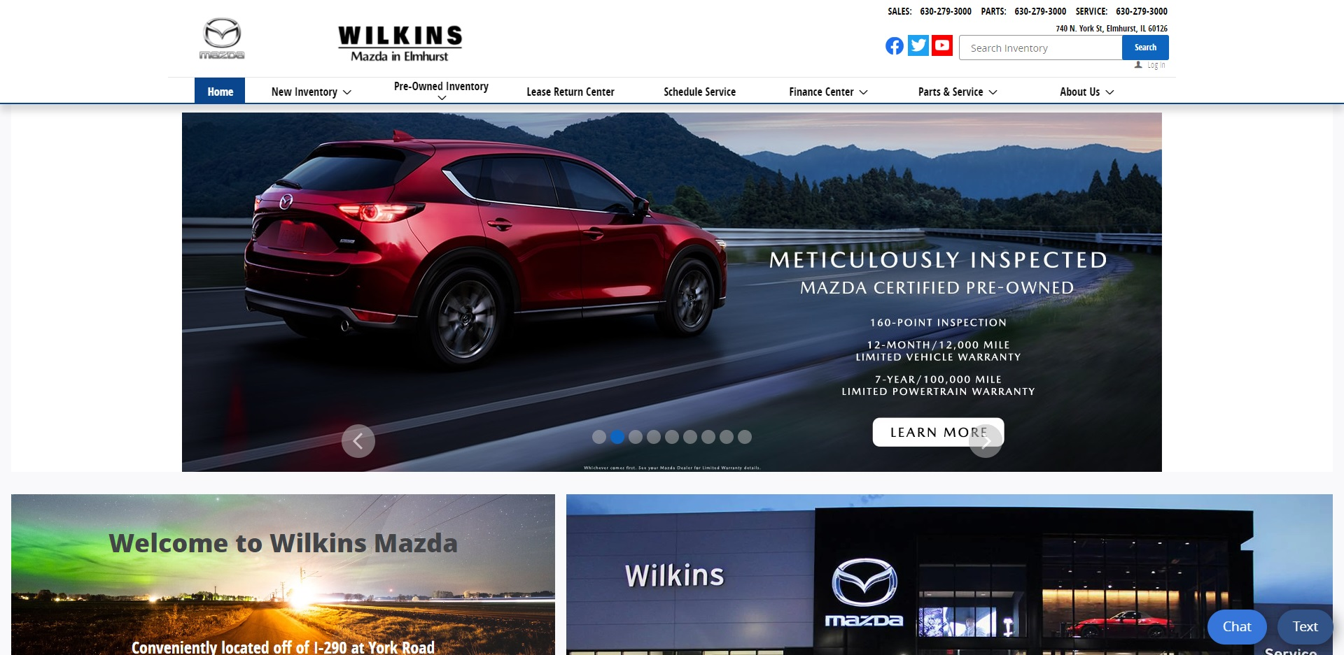 Chicago Best Mazda Dealers