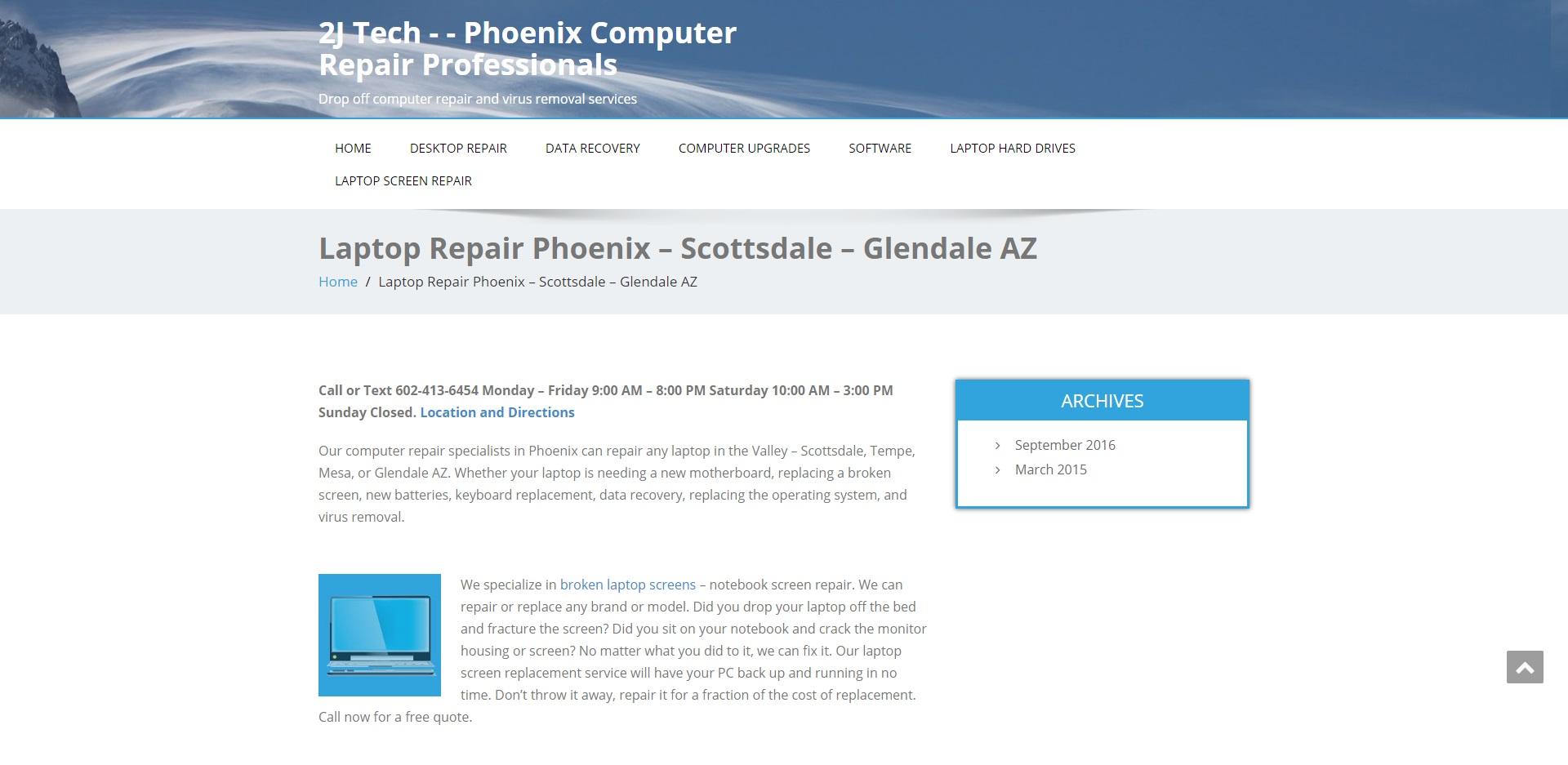 5 Best Computer Repair in Phoenix