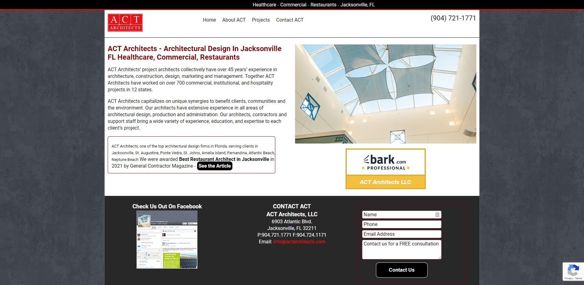 Jacksonville's Best Architects