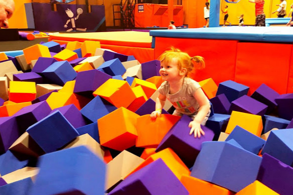 Altitude Trampoline Park At Cityview