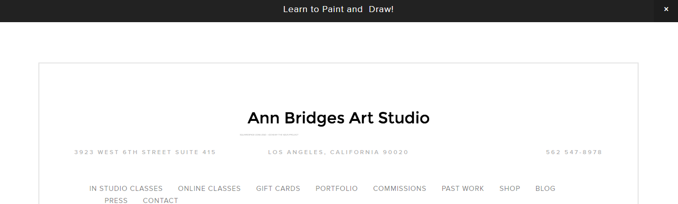 Drawing and Painting Classes in Los Angeles, California