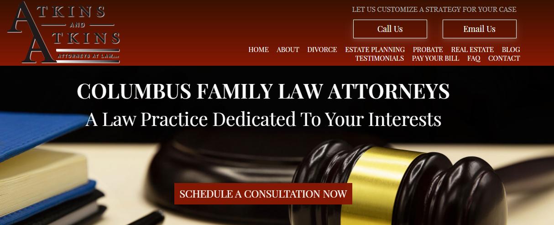 family law in columbus
