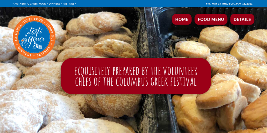 Columbus Greek Festival in Columbus