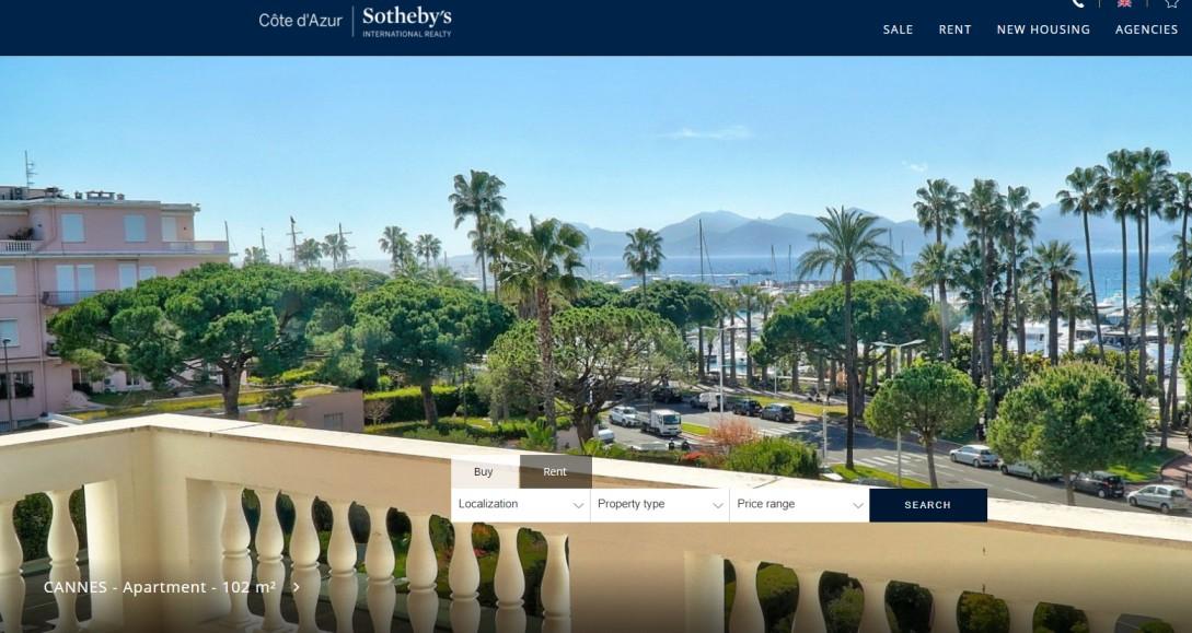 Cote D'azur Sothebys Real Estate