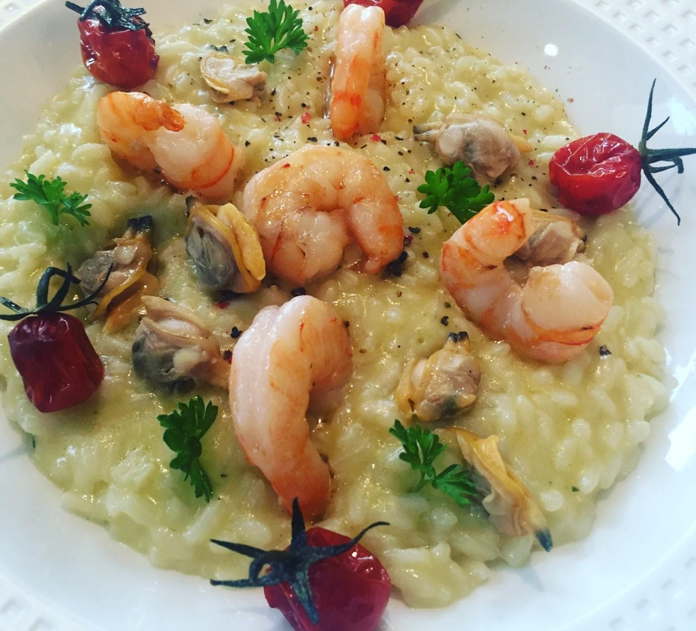 Cristian Marino - Italian cuisine