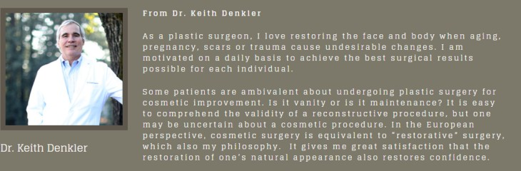 Dr. Keith Denkler - Best Plastic Surgeons in Marin County