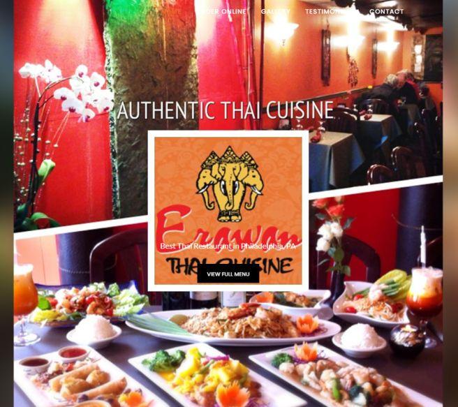 great thai restaurants in Philadelphia