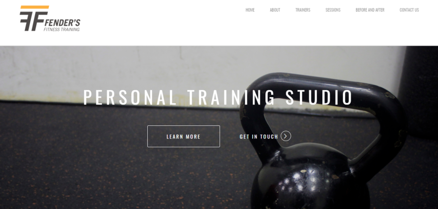 Fender's Fitness Training in Fort Worth