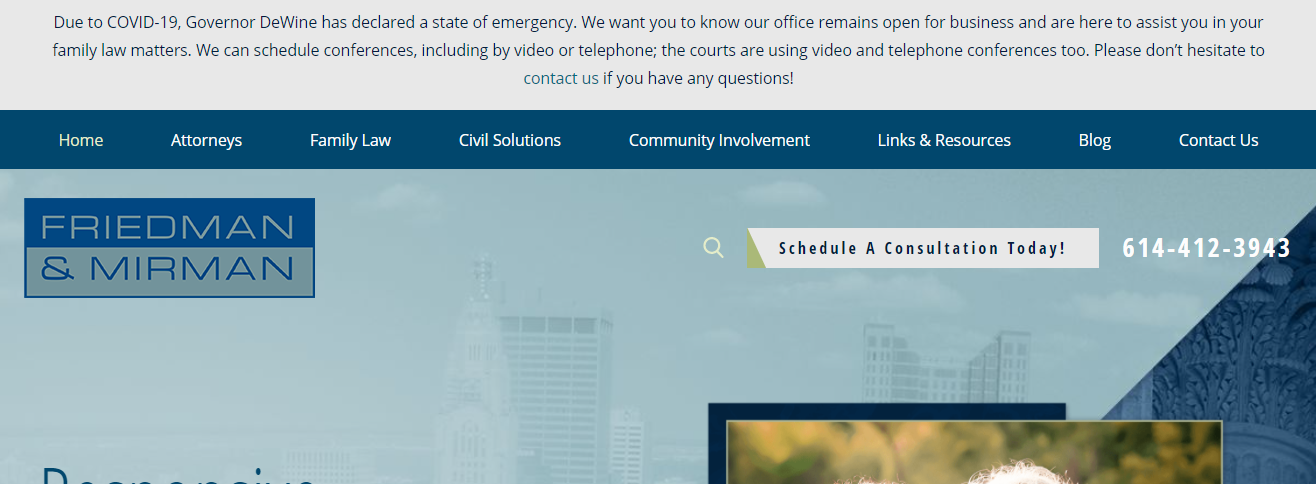 mediation services in Columbus