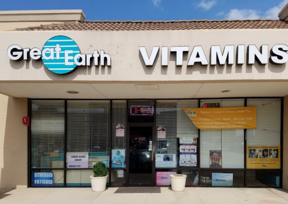 Great Earth Vitamin Store