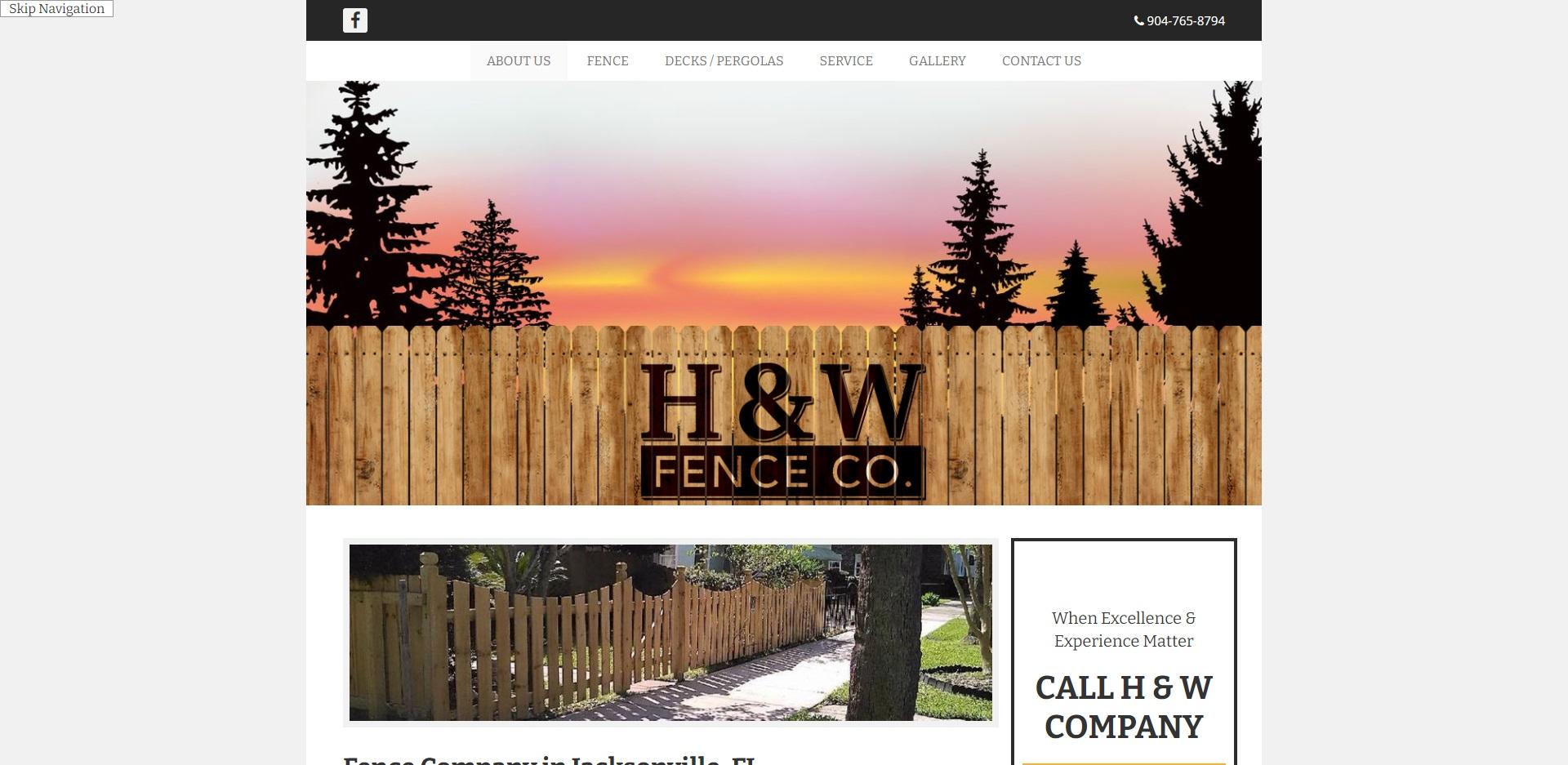 Jacksonville Best Fencing Contractors