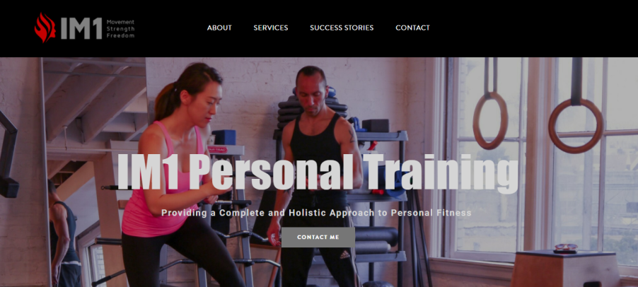 IM1 Personal Training in San Francisco