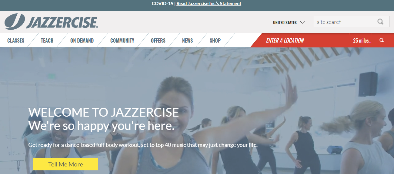 Jazzercise in Fort Worth, TX