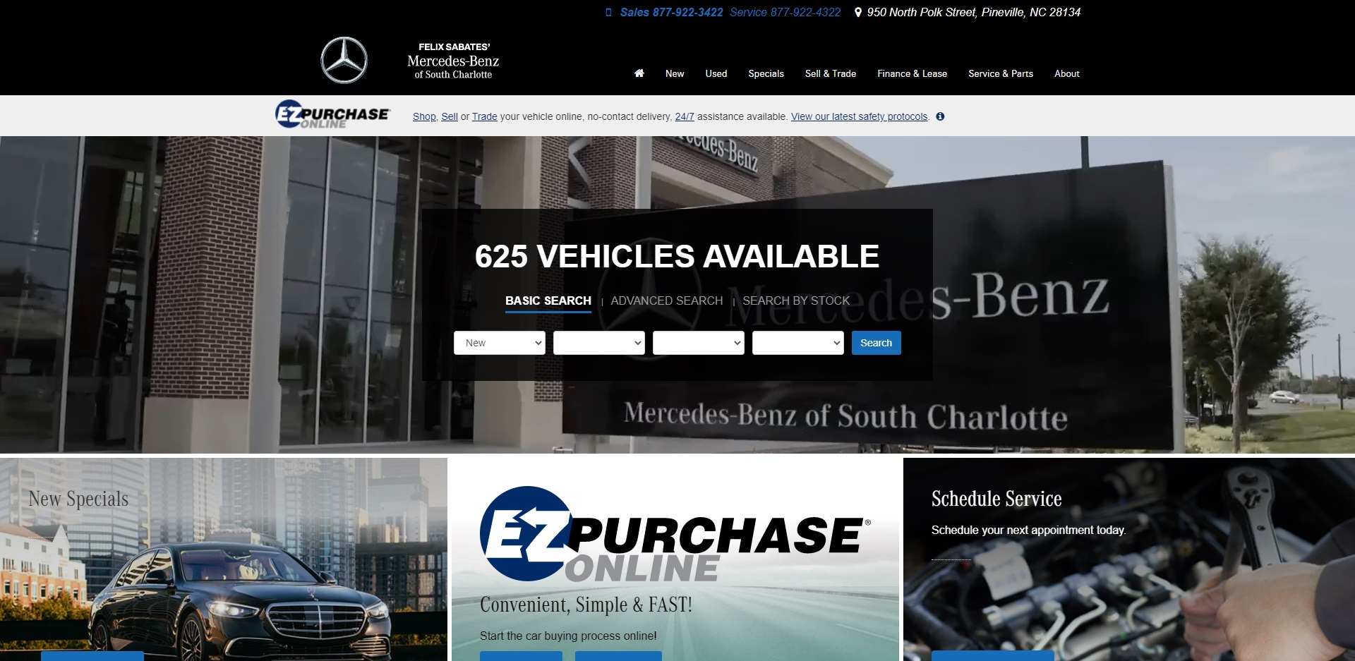 The Best Mercedes Dealers in Charlotte
