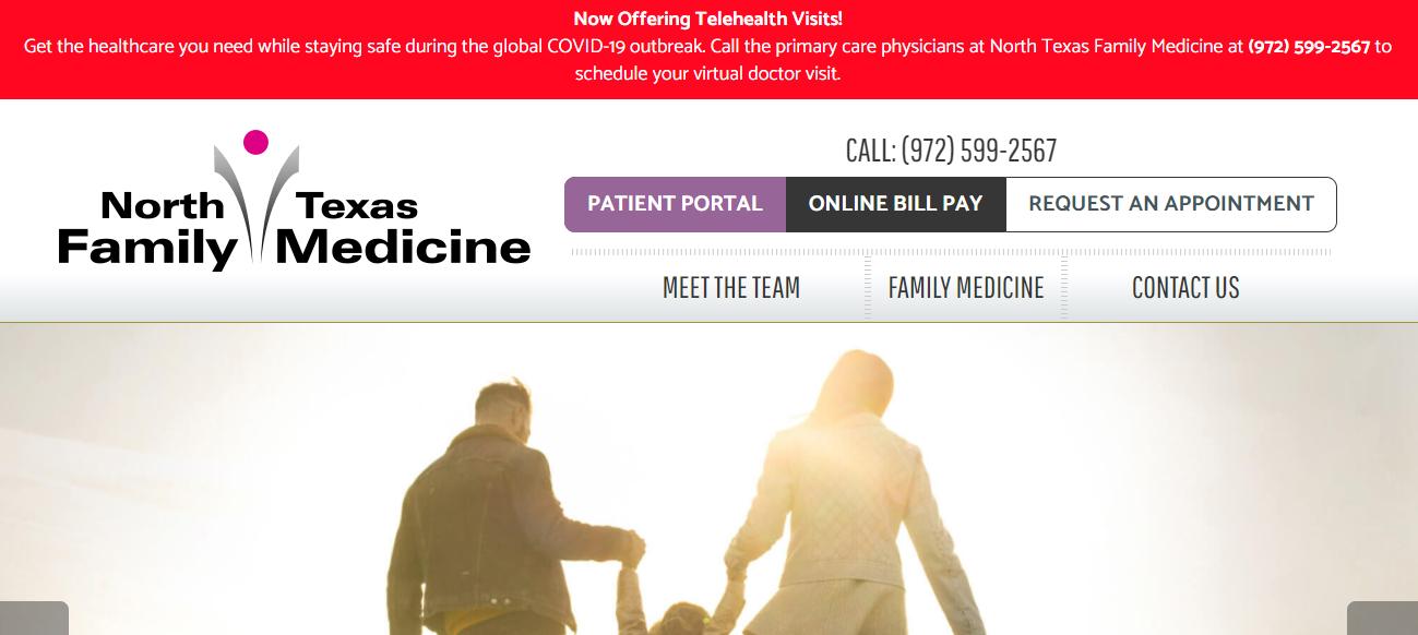 North Texas Family Medicine in Dallas, TX