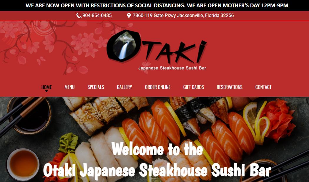 Japanese Restaurants in Jacksonville, FL