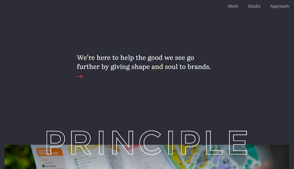 Principle in Houston