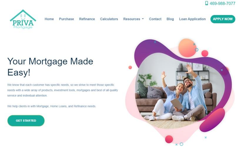 Priva Mortgage