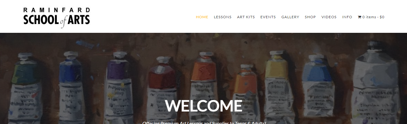 art classes in Los Angeles, California