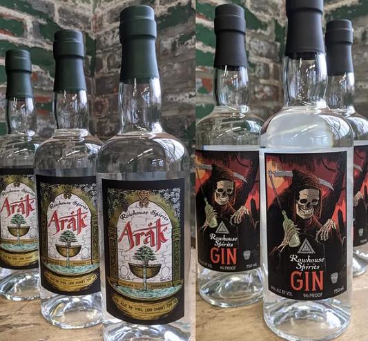 Rowhouse Spirits Distillery