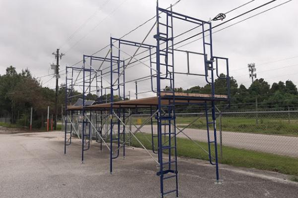 Scaffolding - TNT Equipment Co Inc.