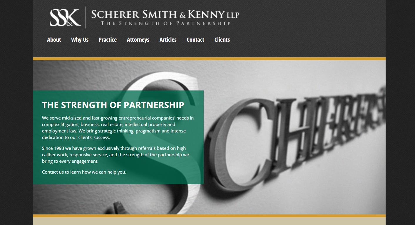 Scherer, Smith, Kenny LLP