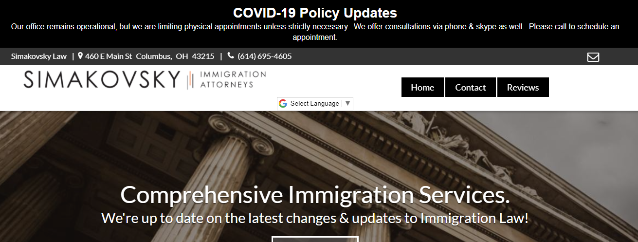 best immigration law firm in ohio