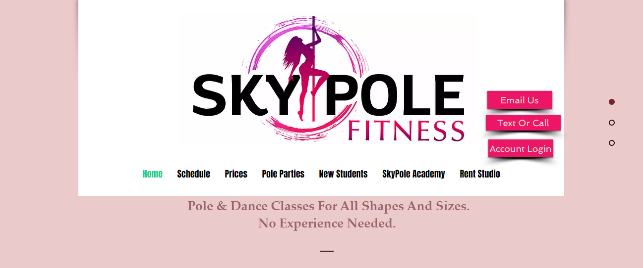 SkyPole Fitness in Fort Worth, TX
