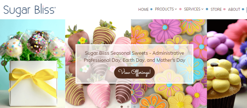 Sugar Bliss Bakery