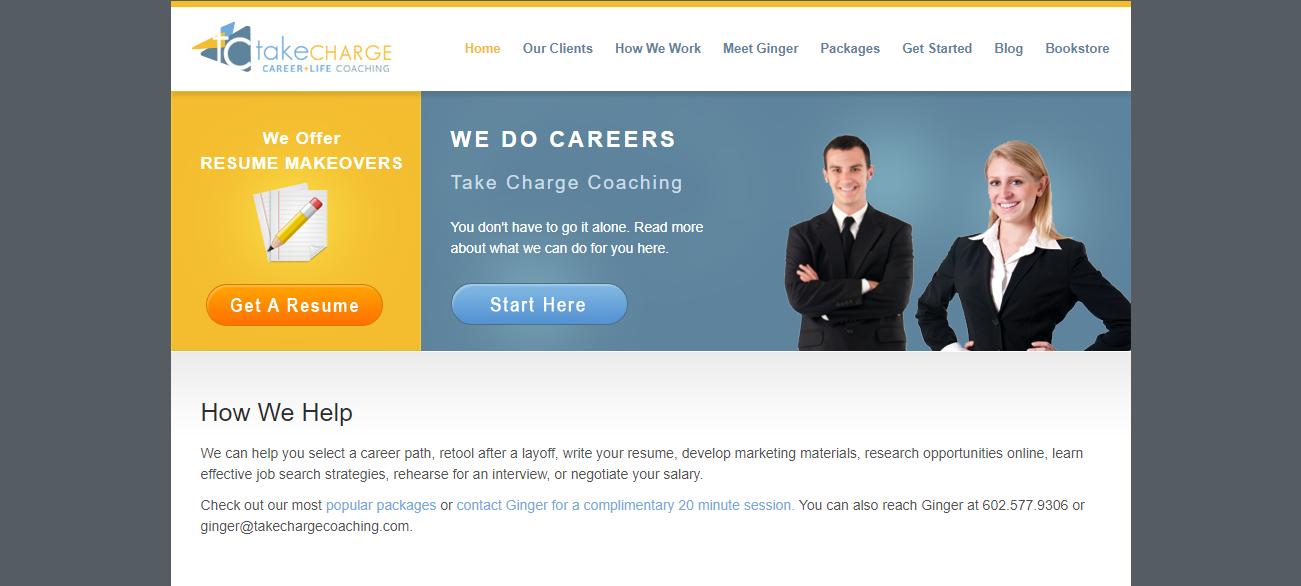 Take Charge Coaching in Phoenix, AZ